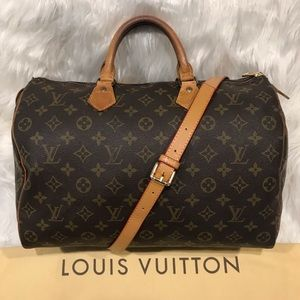 Authentic Louis Vuitton Speedy 30 Tote #9.9M
